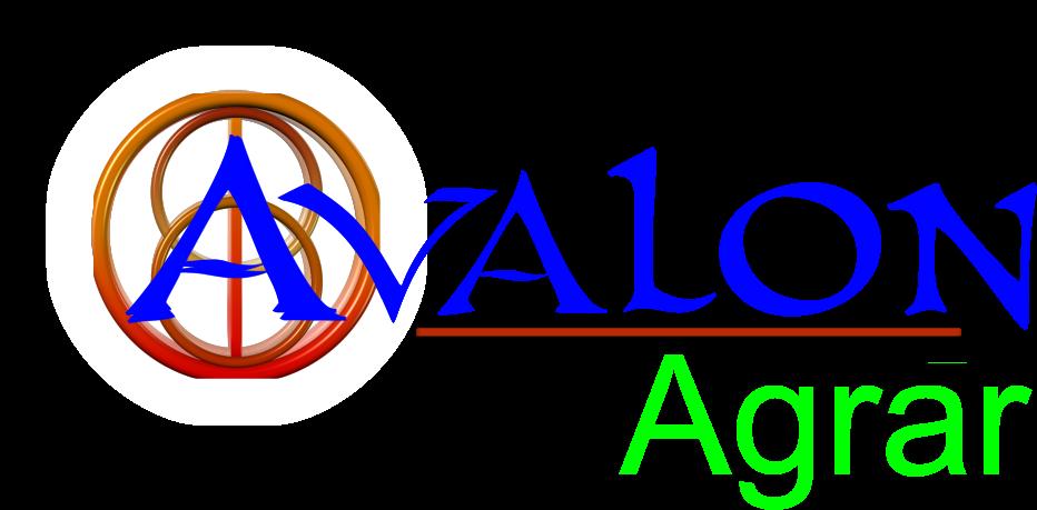 Avalon Agrar Schriftzug frei